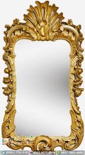 Tempat Jual Cermin Hias Di Jakarta jual pigura bingkai cermin minimalis ukir murah terpercaya