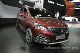 peugeot sedan 2016 price peugeot 3008 facelift 2017 youtube
