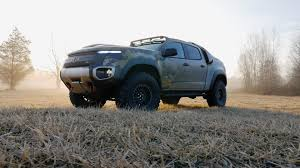 monster truck off road videos the chevrolet colorado zh2 is a hydrogen powered off road monster