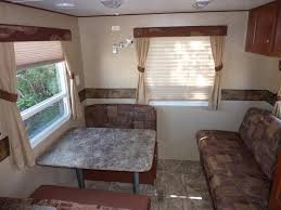 Zinger Travel Trailers Floor Plans 2010 Crossroads Zinger 190rd Travel Trailer Cincinnati Oh