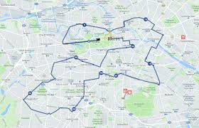 Nyc Marathon Map Bmw Berlin Marathon Charity Places Timeoutdoors Media Section Scc