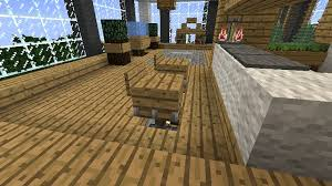 How To Make Bar Stools Minecraft Furniture Stools
