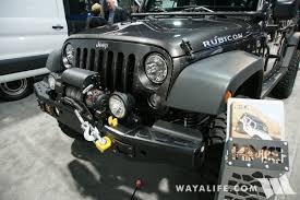 jeep commando 2016 2016 sema kargo master jeep jk wrangler