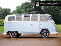 volkswagen minibus 1964 deca motors international cars of distinctive quality