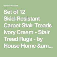Skid Resistant Rugs Best 25 Contemporary Stair Tread Rugs Ideas On Pinterest Rugs