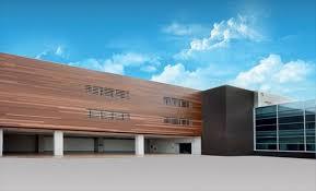 rivestimento facciate in legno dogallsystem doghe di alluminio in facciata