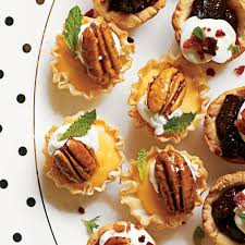 sweet potatoes recipes for thanksgiving sweet potato tartlets recipe myrecipes