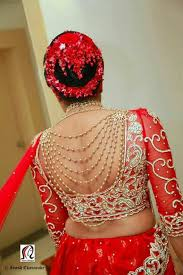 wedding blouses 20 blouse back designs for bridal sarees bling sparkle