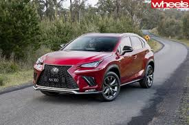 2018 lexus ls400 2018 lexus nx300 luxury awd review wheels