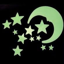 Star Decals For Ceiling by Online Get Cheap Fluorescent Stars For Ceilings Aliexpress Com