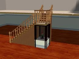 L Shaped Stairs Design Mod The Sims Ofb Easy U Shaped Modular Stairs No Cheats