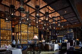 Low Cost Restaurant Interior Design Lia Heen Macau Private Dining Chinese Restaurant Lai Heen