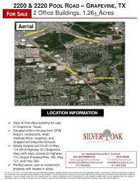 Grapevine Map Available Commercial Property From