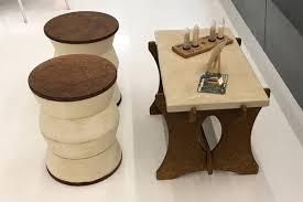 Next Furniture The Next Big Breakthrough In Biofabrication Mushroom Derived