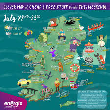 Map Maker Free Cheap U0026 Free Things To Do This Weekend 22nd 23rd July Energia