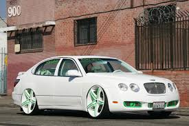 1998 lexus gs400 modified lexus gs400 with bentley front end is a winning