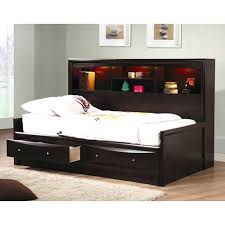 Bookcase With Drawers White Twin Daybed With Storage U2013 Heartland Aviation Com