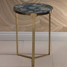 Brass Accent Table Brass Accent Table Wayfair