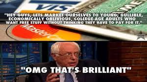 Brilliant Meme - bernie sanders omg this is brilliant meme the katie files