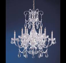 Marie Therese Crystal Chandelier Blue Chandelier Marie Therese Editonline Us