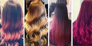 25 color treated hair styling u0026 designing tips matrix com