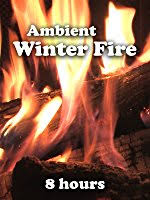 Fireplace With Music by Amazon Com Fireplace For Your Home Presents Crackling Fireplace