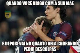 Neymar Memes - reconciliação de neymar e cavani é destaque nos memes da vitória do