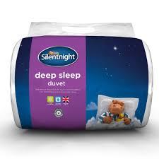 Duvet 13 5 Tog Silentnight Deep Sleep Duvet 13 5 Tog