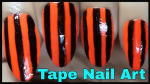 nail designs with tape for short nails pretty diy nail polish