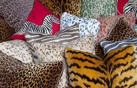 Giraffe Print Home Decor Kdhamptons Home Go Wild For Artemisia Animal Print Decor Kdhamptons