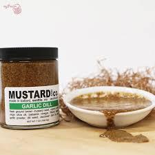 dill mustard garlic dill mustard 7oz mypanier