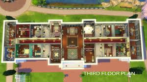 mod the sims alford palace