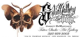 solid gallery one studio gallery los angeles ca