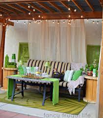 Large Patio Design Ideas by Mesmerizing Curtains For Patio 142 Curtains For Patio Doors Ideas
