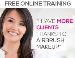airbrush makeup classes online dinair pro airbrush makeup