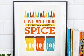 11 posters affiches et tableaux pour la cuisine