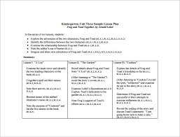 common core lesson plan template u2013 8 free word excel pdf format