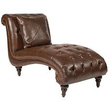Tufted Leather Chaise Living Room Amazing Chesterfield Tufted Leather Chaise Lounge At