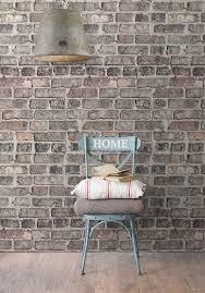 reclaimed brick look wallpaper milton u0026 king uk