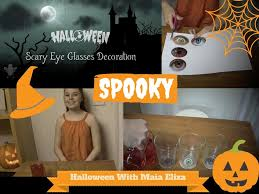 halloween eye glasses diy halloween eye glasses my crafts and diy projects