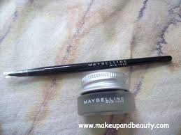 Maybelline Gel Eyeliner Review maybelline eye studio lasting drama gel eyeliner black review