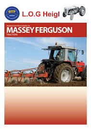 2 massey log heigl by quality tractor parts issuu