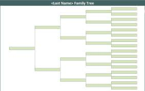 Free Family Tree Template Excel Family Tree Template