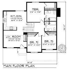 multi level house floor plans split level with vaulted ceilings 89629ah architectural