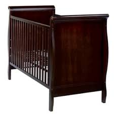 Espresso Baby Crib by Sleigh Baby Cribs Foter