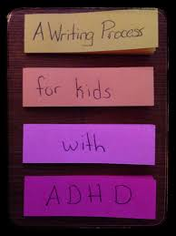 teaching writing research papers post its to paper teaching the writing process to kids with adhd writingprocesspostits