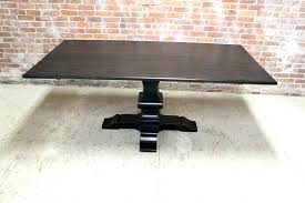 solid wood pedestal kitchen table pedestal kitchen table full size of table solid wood round kitchen