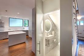 Electric Mirror Bathroom by Electric Mirror Bathroom Contemporary With Spa Stainless Steel