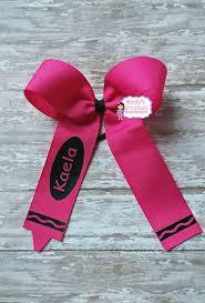 in hair bow best 25 cheer hair bows ideas on cheerleading bows