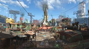 Dogmeat Fallout 3 Location On Map by Diamond City Fallout Wiki Fandom Powered By Wikia